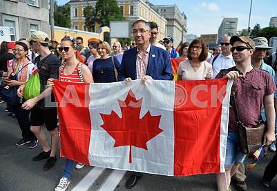 Roman Vashchuk - Ambassador of Canada to Ukraine