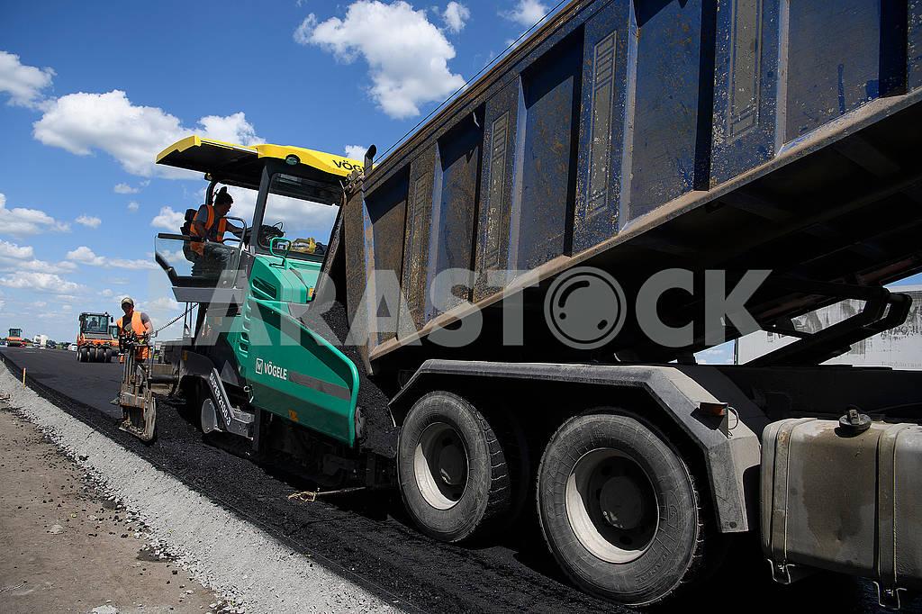 Repair of the highway Kiev - Odessa — Image 57032