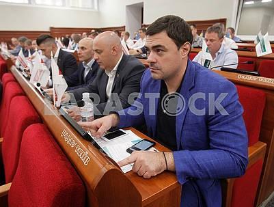 Deputy Vladimir Turec