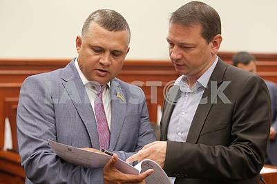 Sergey Artemenko, Andrey Strannikov