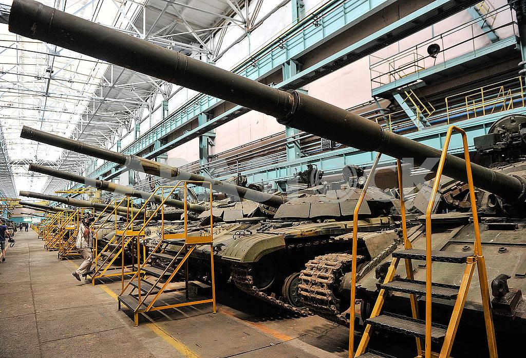 Tank Oplot T-84 — Image 57151