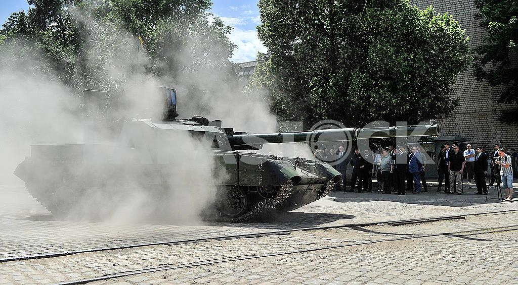 Tank Oplot T-84 — Image 57158
