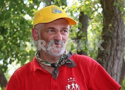 Sergey Gordienko, Traveler, Survival Specialist