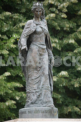 Monument to Anne of Kiev