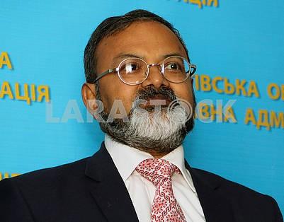Посол Индии в Украине