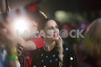 Yulia Sanina at fest