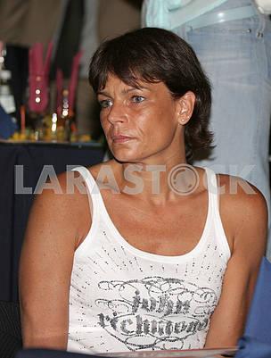 Princess of Monaco Stefania
