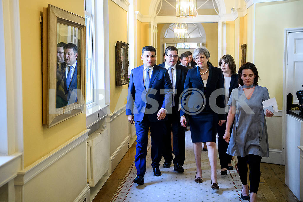 Vladimir Groisman and Theresa May — Image 57483
