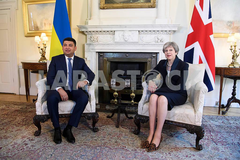 Vladimir Groisman and Theresa May — Image 57484
