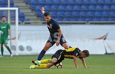 Футбол СК Днепр-1 - Буковина