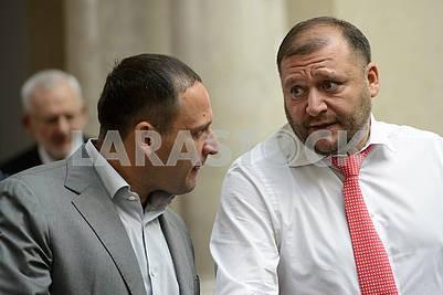 Dmitry Dobkin and Mikhail Dobkin