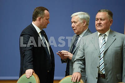 Остап Семерак, Юрий Ехануров, Евгений Марчук