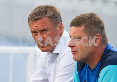 Alexander Khatskevich, Oleg Luzhny