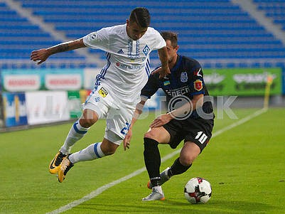 Derylis Gonzalez, Vitaly Kaverin