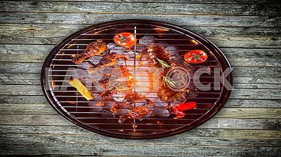 Для вас мясные блюда на любой вкус!