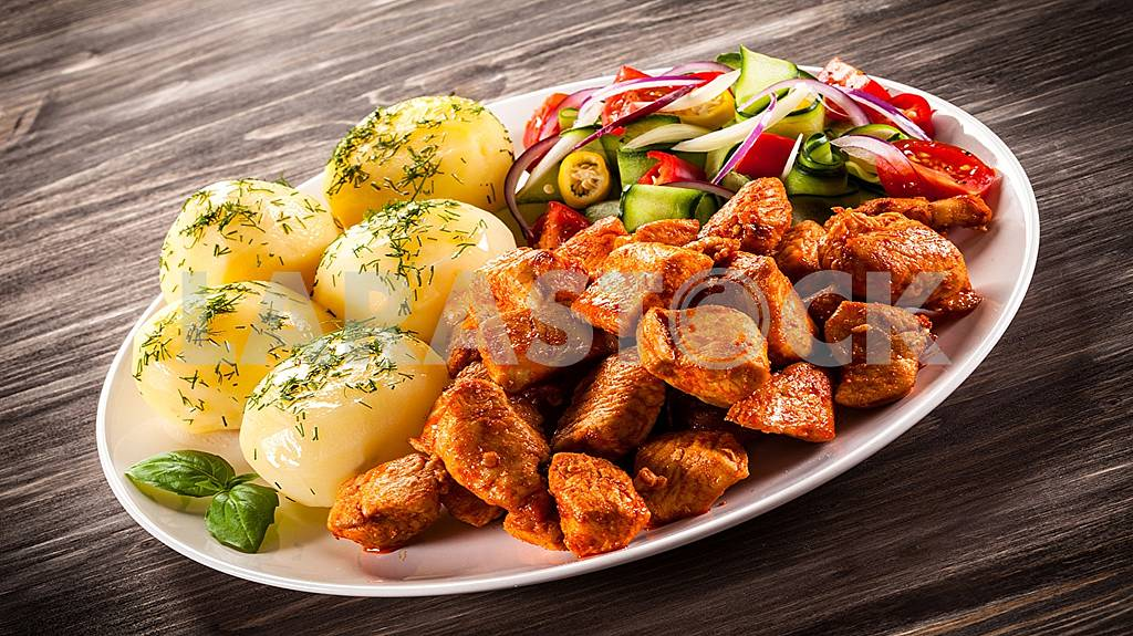Блюда на чугунной сковороде в духовке рецепты с фото