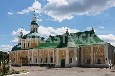 The Vvedenskaya Church of the Troitsko-Ilyinsky Monastery