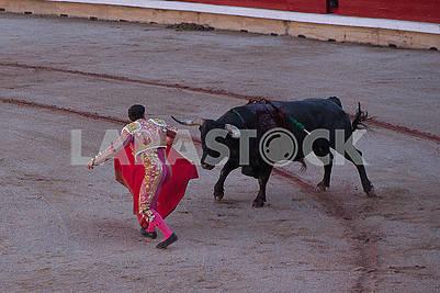 The Festival of Saint-Fermin in Pamplona