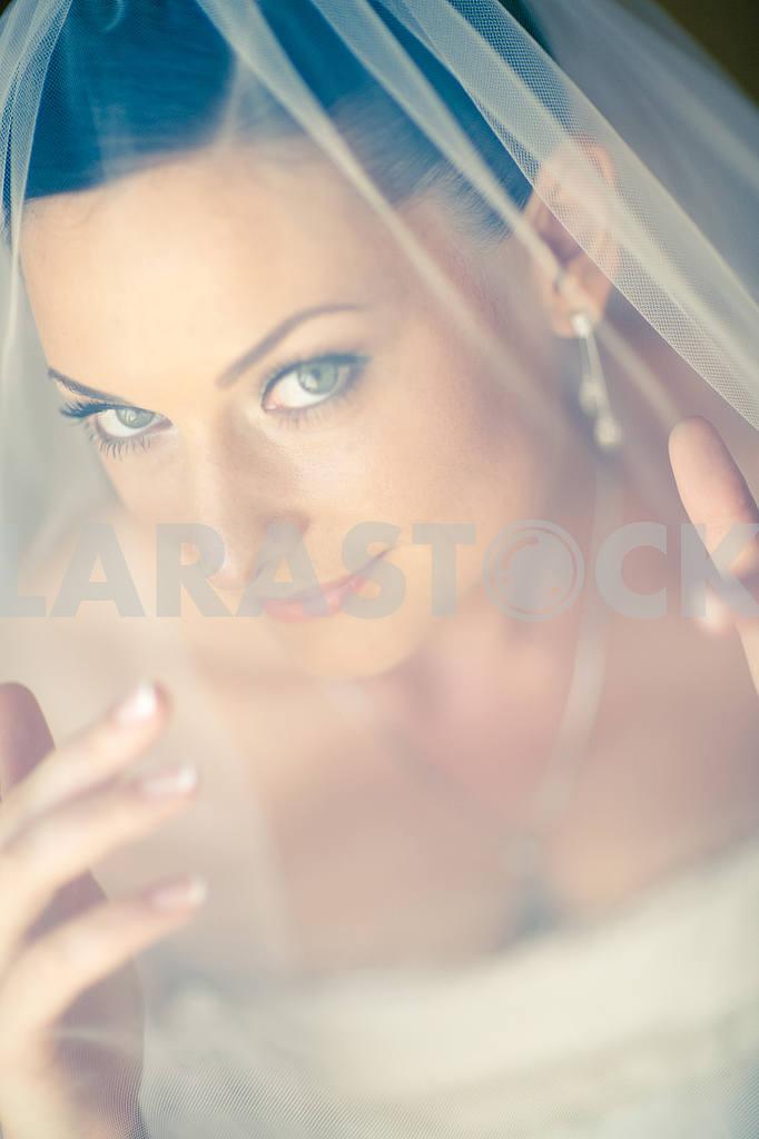 Portrait of a beautiful bride — Image 5968