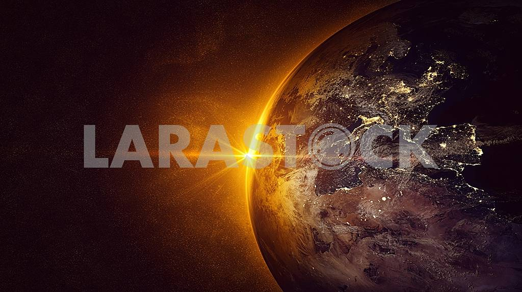 Space is like the future, not predictable. — Image 60165