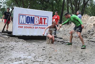 Participants in a five-kilometer race