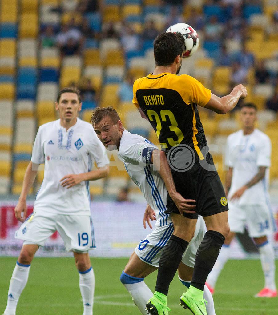 Andrei Yarmolenko, Lores Benito — Image 60408