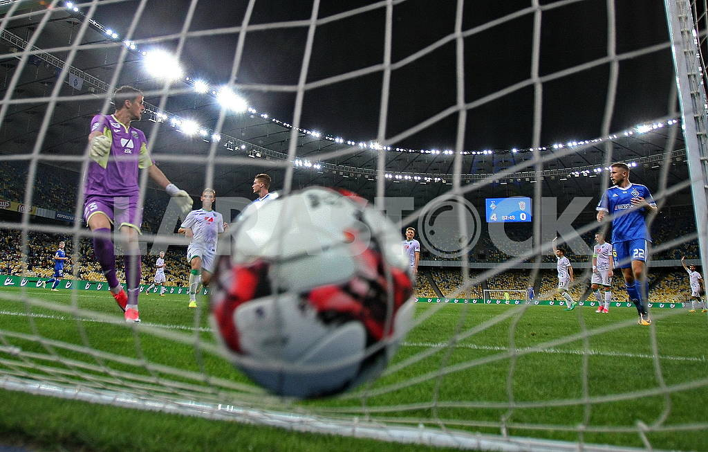 290717 Dynamo-Carpathians 5-0 goal — Image 60531