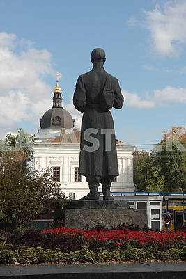The monument to Grigory Skovoroda