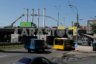 Overpass on Otradnoye