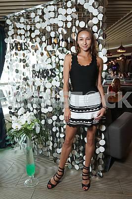 Ukrainian gymnast Victoria Mazur
