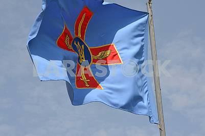Flag of the Air Forces of the Armed Forces of Ukraine
