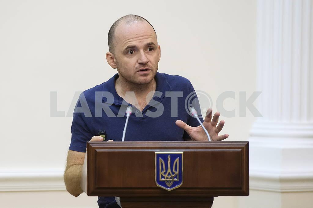 Alexander Lynchevsky, Ministry of Health — Image 60843