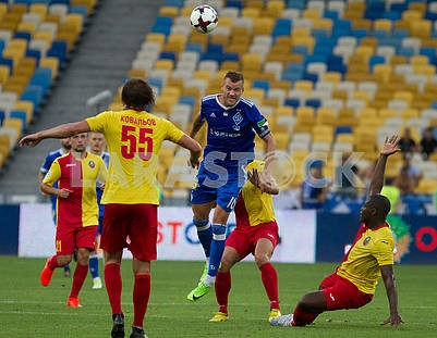 Andrey Yarmolenko, Maxim Kovalev