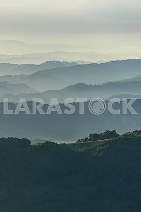 Autumn in Transcarpathia