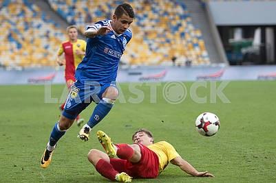 Dynamo Kiev 3 - 0 Star Kropiwnicki 11.08.2017