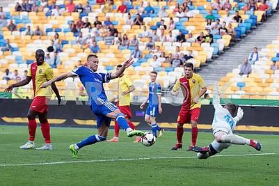 Андрей Ярмоленко, Евгений Паст