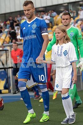 Dynamo Kiev 3 - 0 Star Kropiwnicki 11/08/2017
