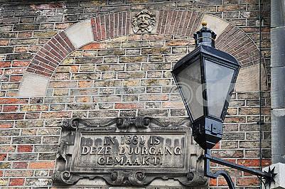 Binnenhof Castle Complex