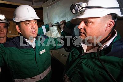 Vladimir Groisman and Boris Filatov