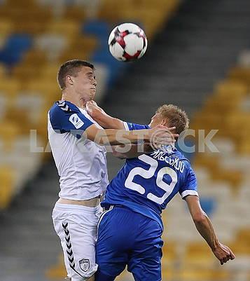 Vitaliy Buyalsky, Artem Khotsyanovsky