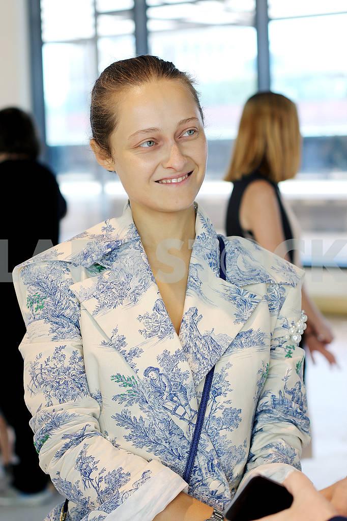 Press conference of the International Fashion Week Mercedes-Benz Kiev Fashion Days SS`18. — Image 61306