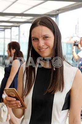Natalia Modenova, Director of International Communications Mercedes-Benz Kiev Fashion Days, co-founder of the international agency More Dash