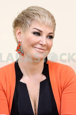 Maria Maksakova, opera singer, mezzo-soprano