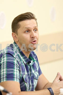 Yuri Minenko, opera singer, countertenor
