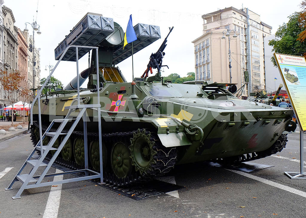 Anti-aircraft missile system Strela-10 — Image 61368