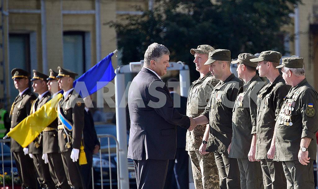 President Poroshenko — Image 61437