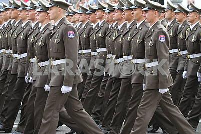 Военнослужащие СБУ