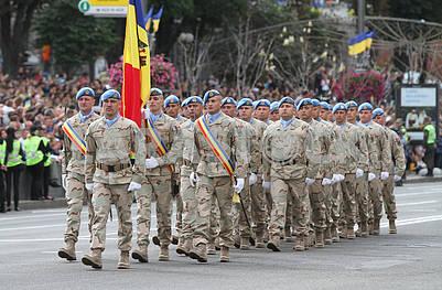 Soldiers of Moldova