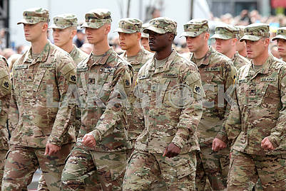 Soldiers of USA