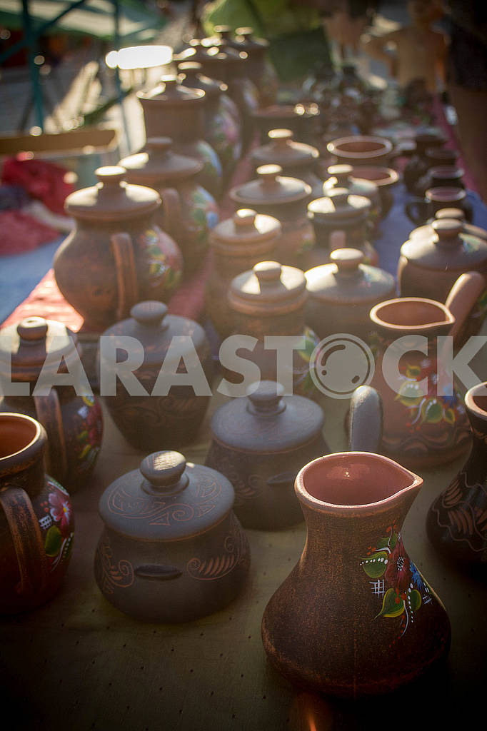 Clay goods — Image 61513